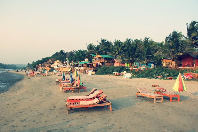 Mandrem Beach, North Goa