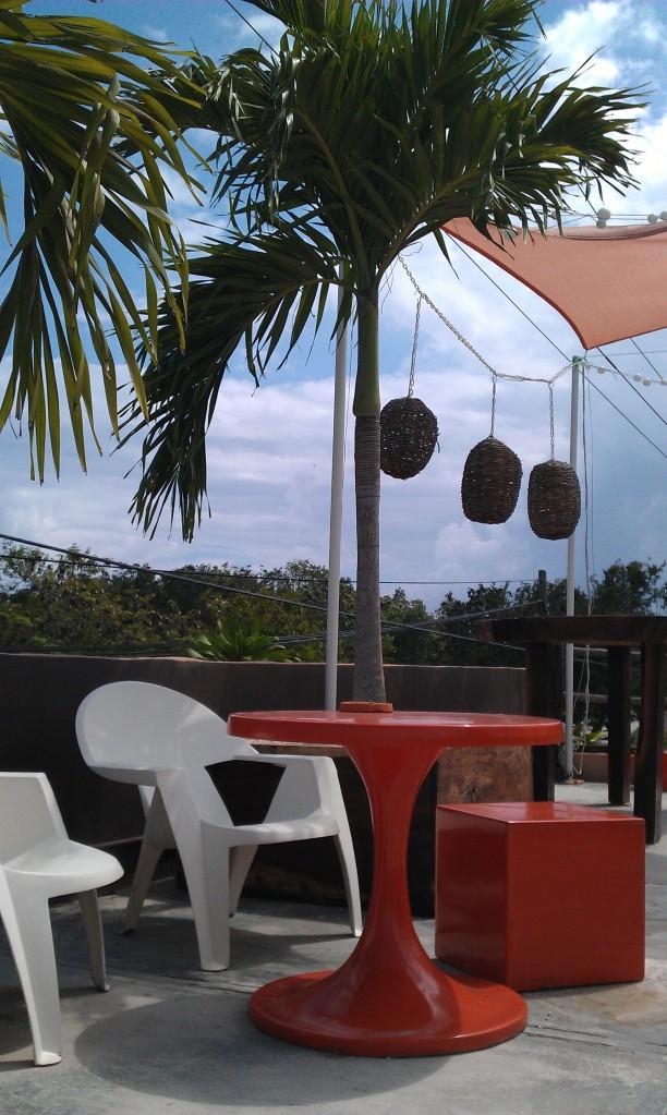 Teetotum Hotel (Roof garden)