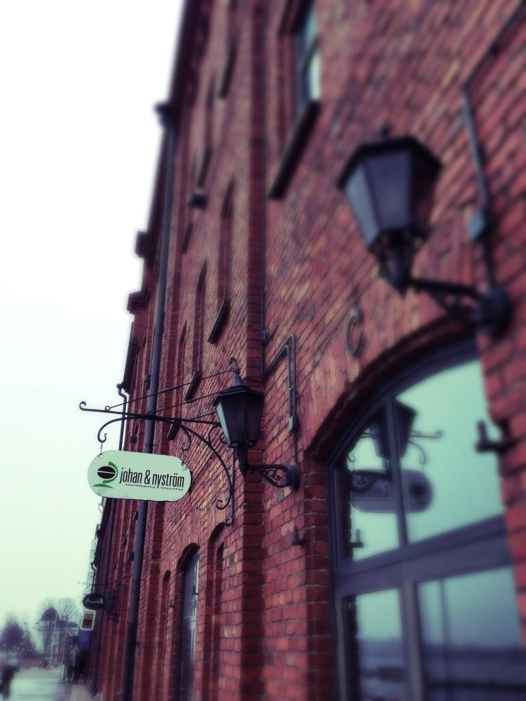 Johan & Nyström Concept Store, Katajanokka, Helsinki