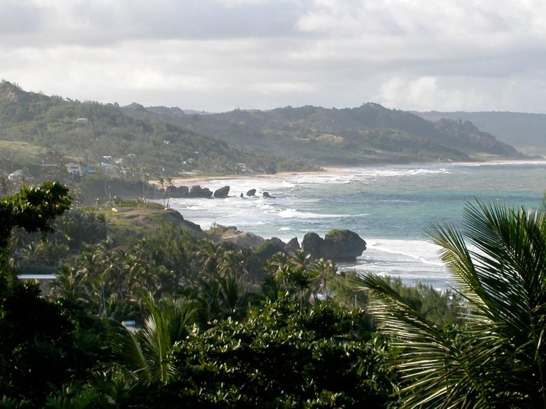 Bathsheba, Barbados, West Indies