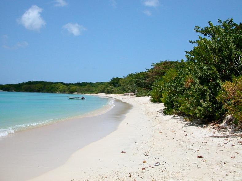Paradise Beach, Carriacou, West Indies