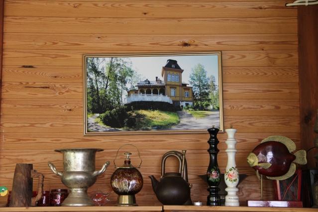 Pihlajasaari Restaurant